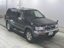 Nissan Terrano. PR50, TD27