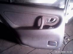 Обшивка двери. Mitsubishi Galant, E72A, E53A, E64A, E54A, E74A, E52A, E57A Двигатели: 4D68, 6A12, 4G93, 6A11