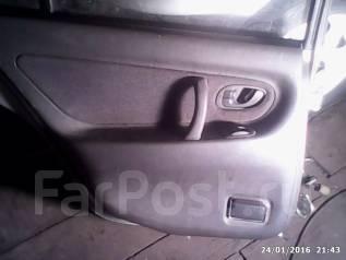Обшивка двери. Mitsubishi Galant, E53A, E57A, E74A, E72A, E64A, E54A, E52A Двигатели: 6A12, 4G93, 6A11, 4D68, GDI