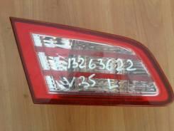 Планка под фонарь. Nissan Skyline, V35 Двигатель VQ25DD