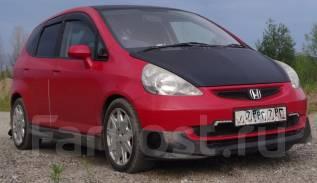 Обвес кузова аэродинамический. Honda Fit, GD1, GD2, GD3, GD4