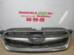 Решетка радиатора. Subaru Legacy, BP9, BP