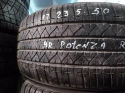 Bridgestone Potenza RE92A. Летние, износ: 20%, 1 шт