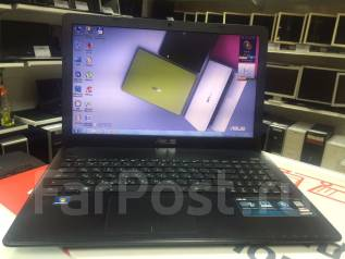 "Asus X501A. 15.6"", ОЗУ 2048 Мб, диск 320 Гб, WiFi, аккумулятор на 3 ч."