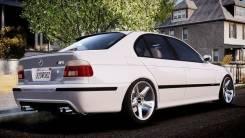 Бампер задний BMW E39 M Technic.