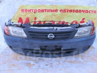 Бампер. Nissan AD, VAY12, VJY12, VY12, VZNY12 Двигатели: CR12DE, HR15DE, HR16DE, MR18DE