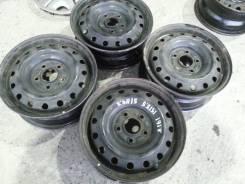 Nissan. 5.5x15, 5x114.30, ЦО 66,1мм.