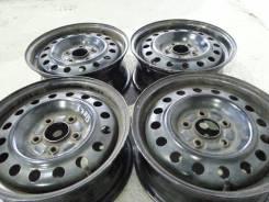 Nissan. 6.0x15, 5x114.30, ET45, ЦО 66,1мм.