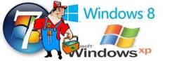 Акция ! Установка Windows/Пакет Программ/Антивирус Всего за 1200 РУБ !