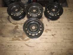 Mazda. 6.5x6.5, 5x114.30, ЦО 45,0мм.