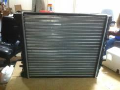 Радиатор охлаждения ДВС VW Polo, Skoda Fabia МКПП 2001-2008г. в 430x415. Skoda Praktik Skoda Fabia Volkswagen Polo, 9N3 Двигатели: ASY, BBZ, BME, AMF...