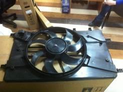 Вентилятор охлаждения радиатора ДВС Opel Astra J. Opel Insignia Opel Astra Opel Zafira, С, C Двигатели: A18XEL, A14NEL