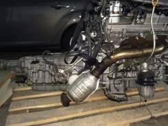 Автоматическая коробка переключения передач. Lexus Toyota