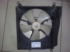 Вентилятор охлаждения радиатора. Toyota Passo, KGC10, KGC15, QNC10 Двигатели: K3VE, 1KRFE