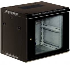 Шкаф настенный Krauler KRC86609 2-х секционный, 9U, 600*600*501мм