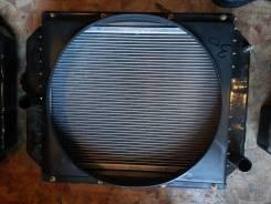 Интеркулер. Shanlin ZL-30 Xcmg ZL