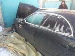 Стекло боковое. Toyota Chaser, GX90