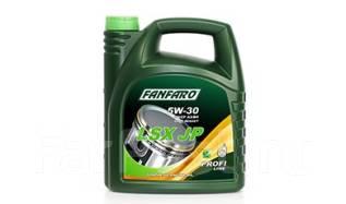 Fanfaro. Вязкость 5W30, синтетическое
