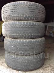 Dunlop Grandtrek AT20. Всесезонные, износ: 20%, 4 шт