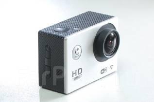 Экшн камера с WiFi. 10 - 14.9 Мп, с объективом
