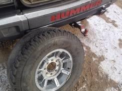 Hummer. x17, 8x165.10