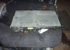 Радиатор охлаждения двигателя. Subaru Legacy, BHE Двигатель EZ30