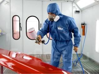 Кузовной ремонт любой сложности. Покраска, полировка.