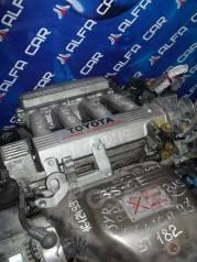 Двигатель. Toyota: Corona, RAV4, Caldina, Altezza, Carina E, Vista, Celica, Carina ED, Corona Exiv, Camry, MR2, Curren Двигатель 3SGE