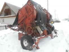 МТЗ 80. Продаю трактор мтз-80 1992г и пресс подборщик ПР-1.6 ременный