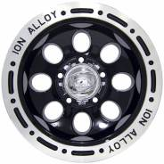 Ion Alloy 174. 10.0x15, 5x139.70, ET-38, ЦО 108,0 мм.
