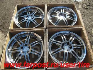 Work Varianza T1S. 8.5/9.5x19, 5x114.30, ET43/45, ЦО 73,0 мм.