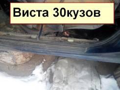 Порог пластиковый. Toyota Vista, SV30