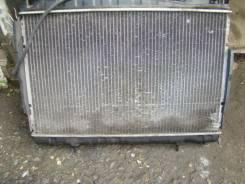 Радиатор охлаждения двигателя. Nissan Laurel, GC34 Двигатель RB25DE
