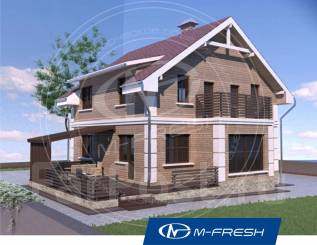M-fresh Dream women. 200-300 кв. м., 2 этажа, 5 комнат, бетон