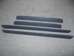 Накладка на порог. Toyota Ipsum, SXM10, SXM10G, SXM15G, SXM15