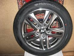 Комплект колёс. 6.5x16 5x114.30 ET45 ЦО 67,0мм.