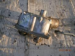 Корпус термостата. Isuzu Elf Двигатель 4HG1