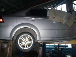 Крыло. Chevrolet Aveo
