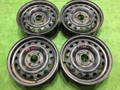 Nissan. 5.5x14, 4x100.00, ET45, ЦО 60,1мм.