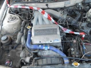 Двигатель. Toyota Windom, VCV11 Toyota Camry Prominent Двигатель 4VZFE