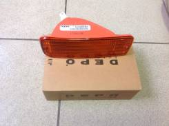 Повторитель поворота в бампер. Toyota Hilux Surf Toyota 4Runner, KZN185, RZN180, VZN180, VZN185, RZN185 Двигатели: 1KZTE, 1KZT, 5VZFE, 3RZFE
