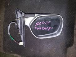 Зеркало заднего вида боковое. Toyota Funcargo, NCP20, NCP25, NCP21
