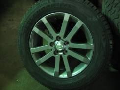 Колеса на литье с Эскудо 54й кузов. 7.5x17 5x114.30 ET38