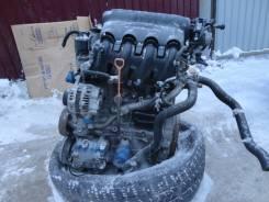 Двигатель в сборе. Honda Airwave Honda Partner Двигатель L15A