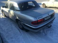 Крышка багажника. ГАЗ 31105 Волга