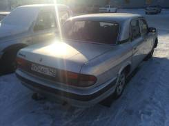 Бампер задний ГАЗ 31105