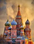 Москва+Санкт-Петербург. Экскурсионный тур. Москва - Санкт- Петербург.