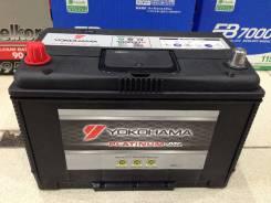 Yokohama Batteries. 95 А.ч., правое крепление, производство Япония