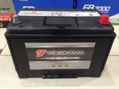 Yokohama Batteries. 95 А.ч., левое крепление, производство Япония