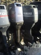 Nissan Marine. 70,00л.с., 2х тактный, бензин, нога L (508 мм), Год: 1996 год